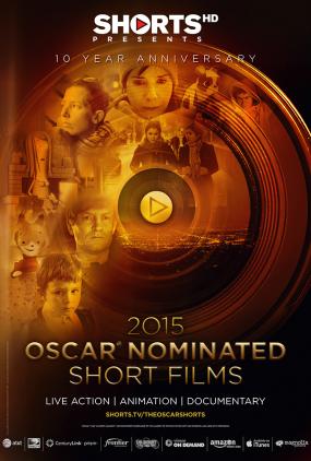 """""""OSCAR"""" balvai nominētās īsfilmas 2015"""