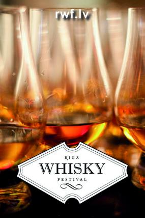 Riga Whisky Festival kopbiļete