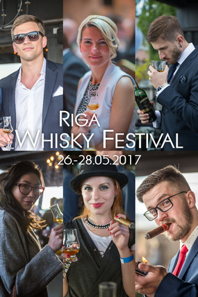 Riga Whisky Festival: Festival Package Ticket