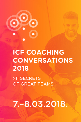 ICF Coaching Conversations 2018 >11 secrets of great teams