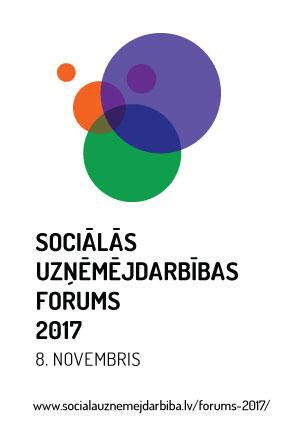 Sociālās uzņēmējdarbības forums 2017