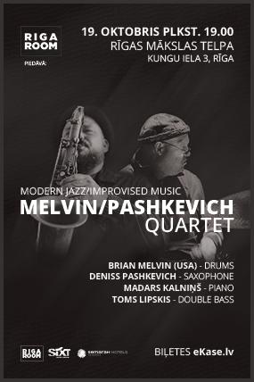 Melvin/Pashkevich Quartet
