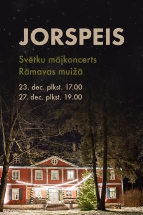 Jorspeis Ziemassvētku koncerts