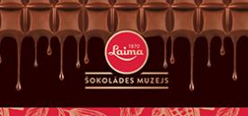 Laimas šokolādes muzeja apmeklējums