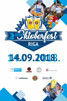 Oktoberfest Rīga 2018