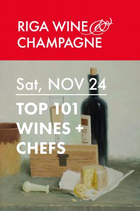 TOP 101 WINES + CHEFS