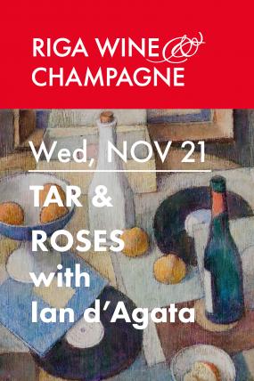 TAR & ROSES + Ian d'Agata