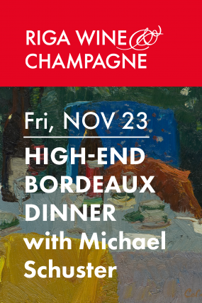 High-end Bordeaux with MICHAEL SCHUSTER