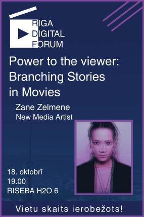 Varas piešķiršana skatītājam: Interaktīvās filmas izveide