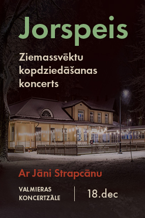 Jorspeis Ziemassvēktu koncerts