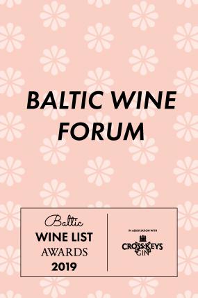 Baltic Wine Forum