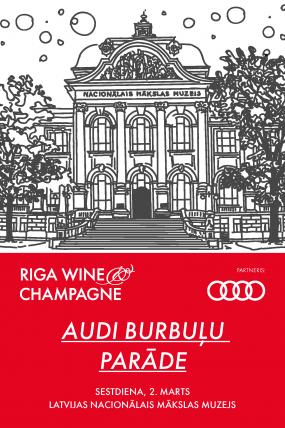 Audi Burbuļu parāde 2019