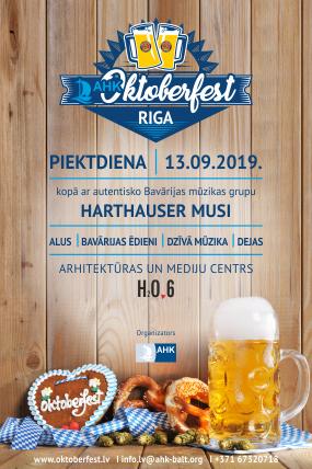 Oktoberfest Rīga 2019
