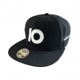 Snap Back - MUSIQQ 10 / white