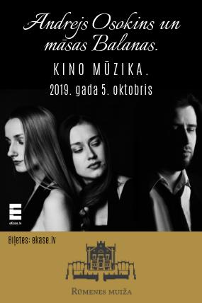 Andrejs Osokins un māsas Balanas. Kino mūzika.