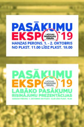 Pasākumu ekspo 2019