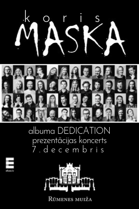 Choir MASK. Album presentation concert