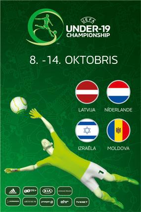 UEFA U19 kvalifikācijas turnīrs