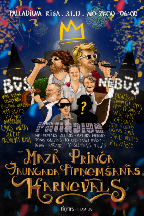 Mazā Prinča Jaungada apņemšanās karnevāls