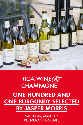ONE HUNDRED AND ONE BURGUNDY SELECTED BY JASPER MORRIS