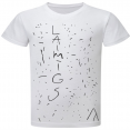 """T-krekls vīriešu """"Laimīgs"""""""