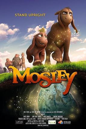 Moslija slepenais spēks (Mosley)