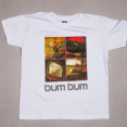 "Kid's T-Shirt ""Bum-bum"""