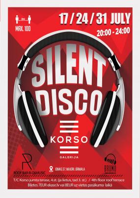 SILENT DISCO KORSO