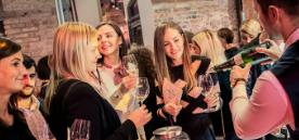 TOP 100 vīnu un šefpavāru parāde