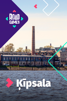 Roadgames adventurous scavenger hunt game in Kipsala!