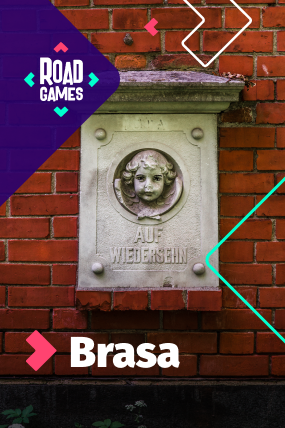 Roadgames adventurous scavenger hunt game in Brasa!