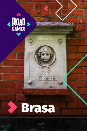 Roadgames adventurous scavenger hunt game in Brasa!