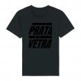 "T-shirt ""Prāta Vētra Feels"" black"