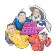 """Key chain set """"Feels"""""""