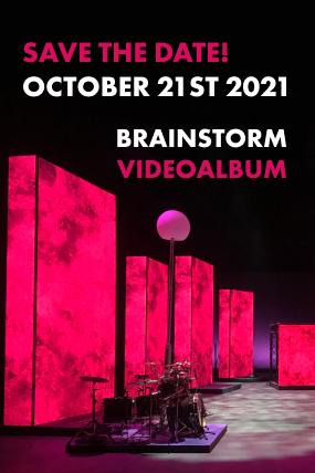 BrainStorm. VIDEOALBUM.
